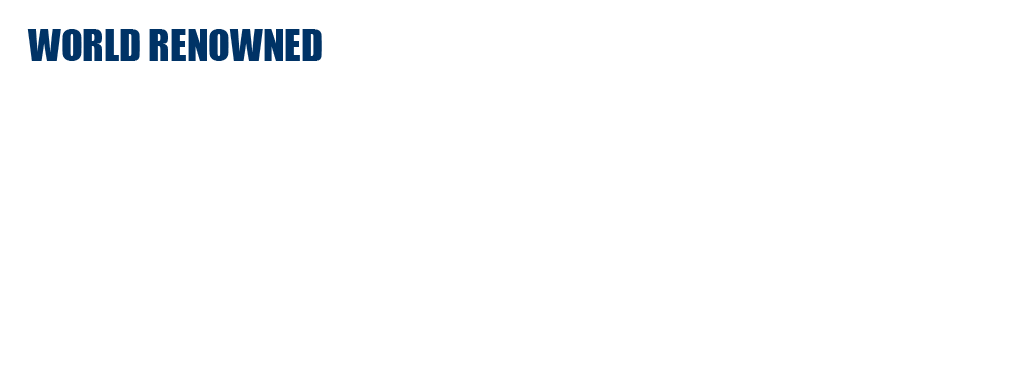 World Renowned American Bulldogs